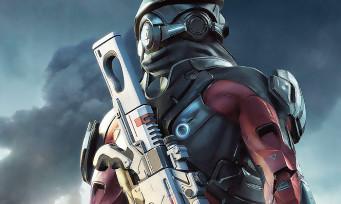 Mass Effect Andromeda : toutes les images sur PS4 Pro