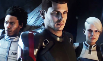 Mass Effect Andromeda : trailer de gameplay de Ryder