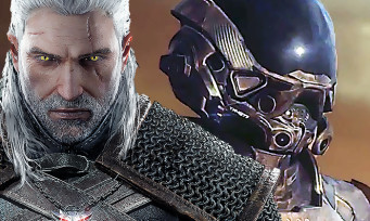Mass Effect Andromeda : The Witcher 3 a servi de source d'inspiration