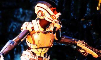 Mass Effect Andromeda : de nouvelles images des persos dans le jeu