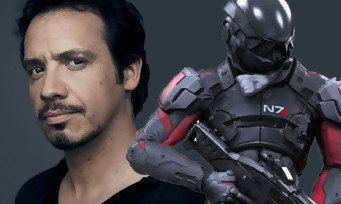 Mass Effect Andromeda : Alexandre Astier doublera un personnage