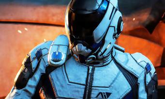 Mass Effect Andromeda : le premier quart d'heure en vidéo et en 4K