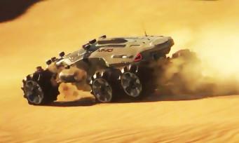 Mass Effect Andromeda : trailer des Planètes Dorées