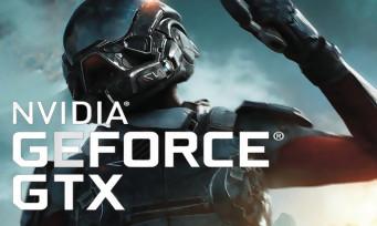 Télécharger les drivers GeForce spéciaux pour Mass Effect Andromeda