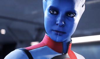 Mass Effect Andromeda : voilà pourquoi les animations faciales sont mauvaises