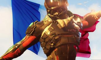 Charts France : Mass Effect Andromeda parvient à faire son coup d'éclat