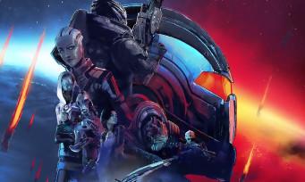 Mass Effect Trilogy Remaster : un premier trailer pour la Legendary Edition
