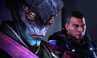 Mass Effect Édition Légendaire : une nouvelle vidéo comparative, les améliorations graphiques décortiquées