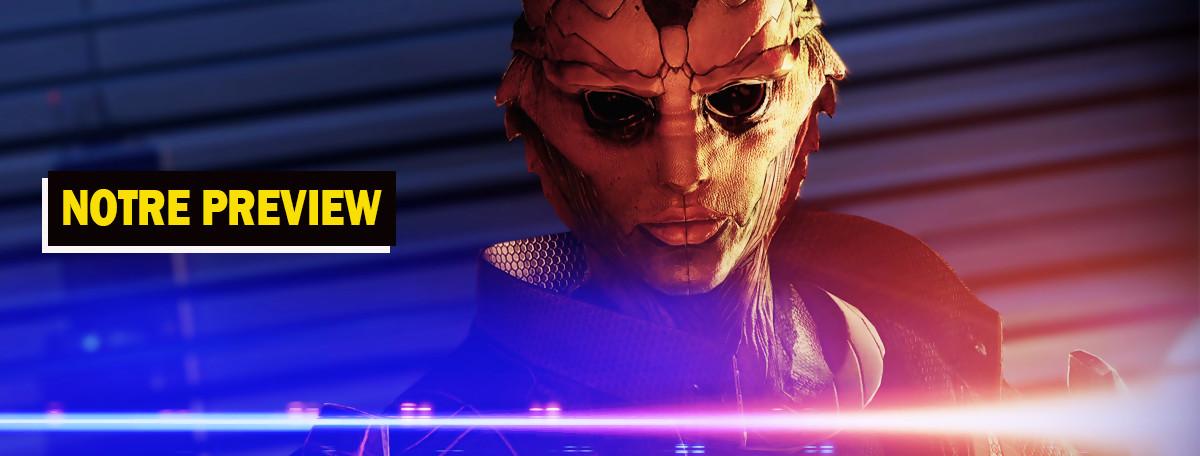 Mass Effect Legendary Edition : on a vu le jeu et voici toutes les nouveautés