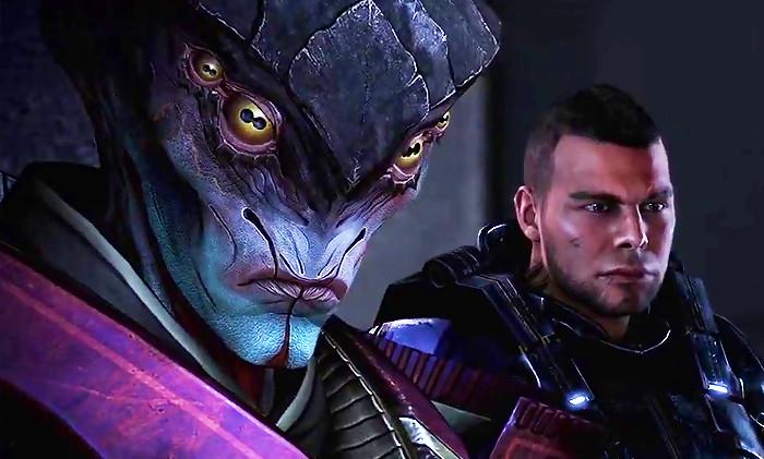 Mass Effect Édition Légendaire : une nouvelle vidéo comparative
