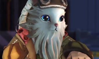 Master X Master : trailer de gameplay de Kat le chat et de Vera