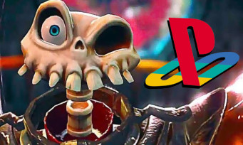 PS4 : un véritable émulateur PSOne caché dans MediEvil