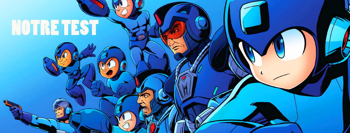 Test Megaman 11 : entre tradition et modernité (PS4, Nintendo Switch)