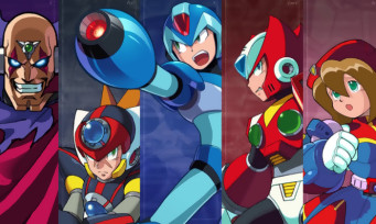 Mega Man X Collection (1 et 2) : un trailer et une date de sortie
