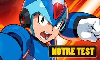Test Mega Man X Legacy 1 & 2 : la compilation ultime du jeu de plate-forme ?