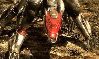Metal Gear Rising Revengeance : trailer du DLC Blade Wolf