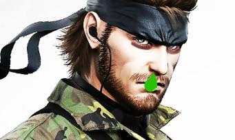 Metal Gear Solid 3 : un joueur découvre enfin un secret après 12 ans d'essai