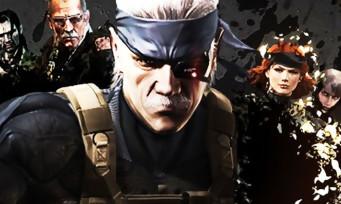 Metal Gear : Konami fait le point sur les ventes de la saga, c'est faramineux