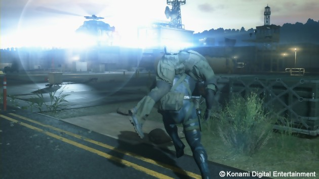 Metal Gear Solid 5 : Ground Zeroes