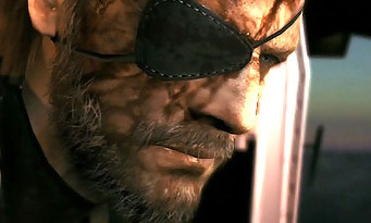 Metal Gear Solid 5 Ground Zeroes : gameplay sur PS4
