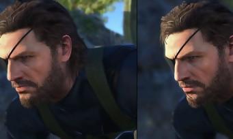 Metal Gear Solid 5 Ground Zeroes : un comparatif PS4 vs PC