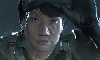 Metal Gear Solid 5 Ground Zeroes : comment jouer avec Hideo Kojima
