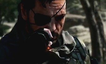 Metal Gear Solid 5 : gameplay trailer E3 2013