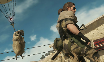 Metal Gear Solid 5 The Phantom Pain : voici la démo de 35 min de l'E3 2014