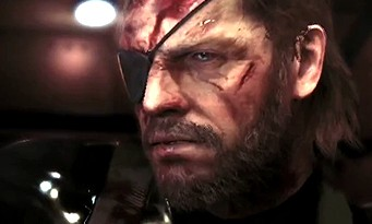 Metal Gear Solid 5 The Phantom Pain : le trailer officiel