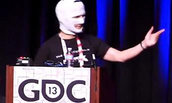 Metal Gear Solid 5 Phantom Pain : Kojima ridicule à la GDC 2013 ?