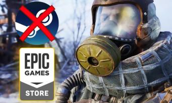 Metro Exodus : la version PC finalement exclusive à l'Epic Games Store !