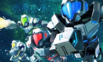 Metroid Prime Federation Force : trailer de gameplay