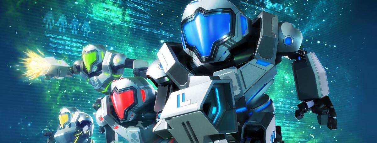 Test Metroid Prime Federation Force sur 3DS ?