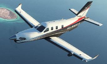 Microsoft Flight Simulator : un trailer de fou pour le nouvel opus