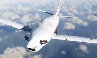 Microsoft Flight Simulator : un sublime trailer 4K plein de neige