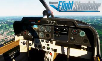 Microsoft Flight Simulator : des cockpits d'une précision dantesque, la vidéo