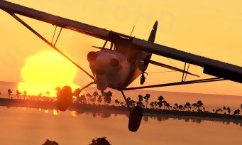 Microsoft Flight Simulator : des images qui en mettent plein la vue