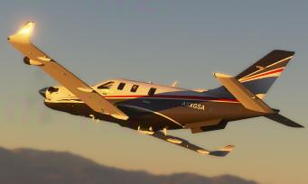 Microsoft Flight Simulator : encore des images sublimes à découvrir