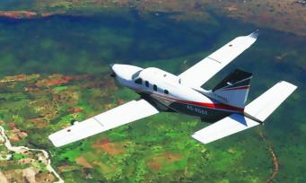 Microsoft Flight Simulator : une vidéo sur la création du monde