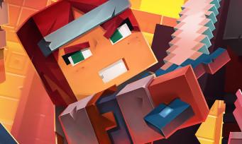 Minecraft Dungeons : la date de sortie se précise, un nouveau trailer pour le X019
