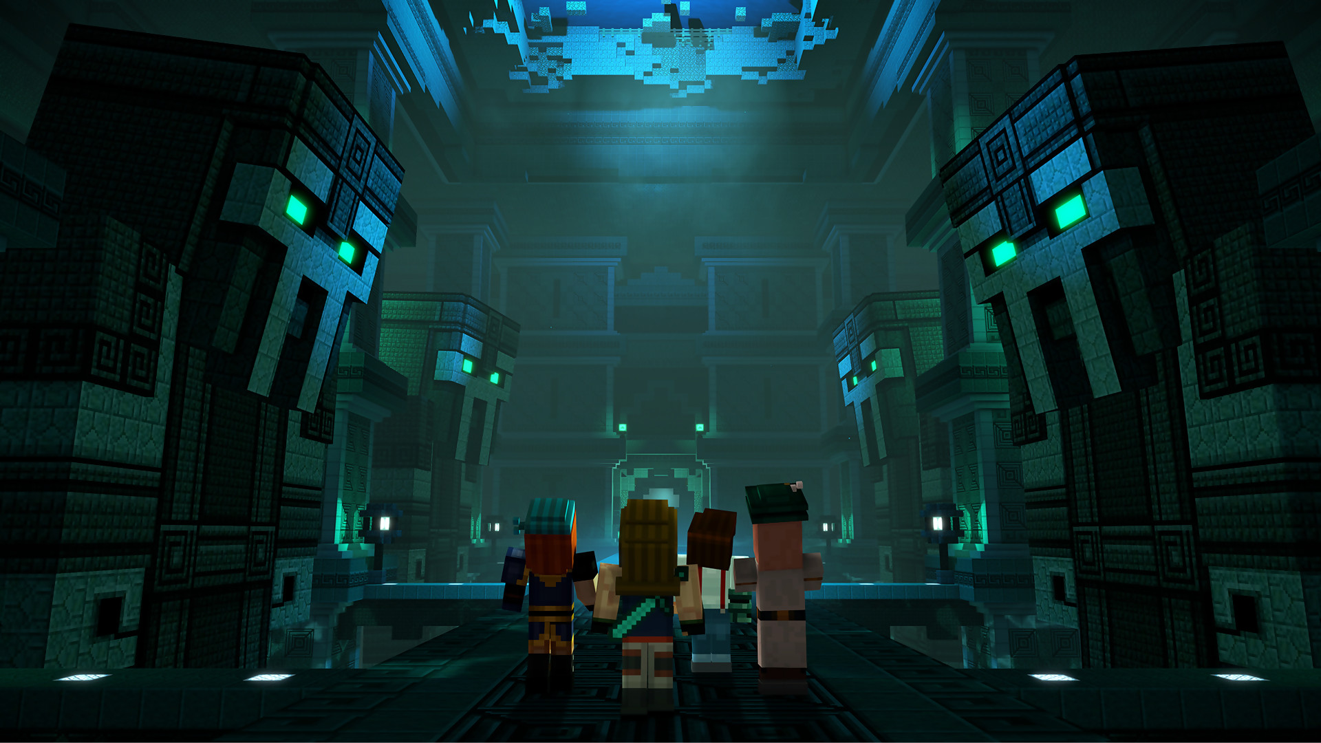 Images Minecraft Story Mode