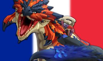 Charts France : Monster Hunter Stories 2 prend la tête du Top 5