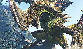 E3 2017 : trailer de Monster Hunter World sur PS4