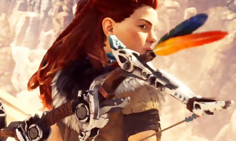 Monster Hunter World : le trailer de gameplay avec Aloy, d'Horizon Zero Dawn