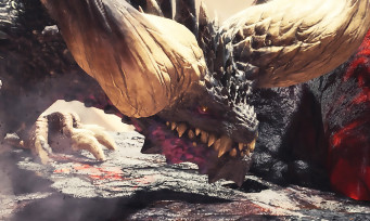 Monster Hunter World : trailer de gameplay avec les voix françaises