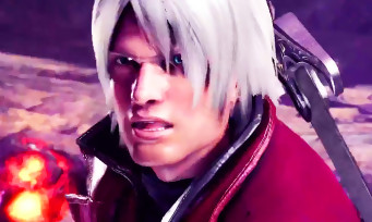Monster Hunter World : trailer de gameplay de Dante de Devil May Cry