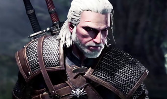 Monster Hunter World : trailer de gameplay de Geralt de The Witcher