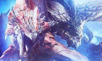 Monster Hunter World : un trailer élogieux pour l'extension Iceborne