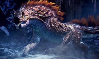 Monster Hunter World Iceborne : les nouveaux monstres en vidéo