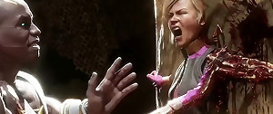 Mortal Kombat 11 : voici la Fatalité la plus dégueulasse et la plus drôle
